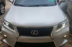 Lexus RX 350 2013 Silver for sale