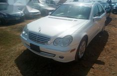 Mercedes-Benz C280 2006 White for sale