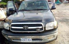 Toyota Tundra 2003 Black