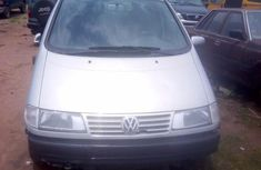 Tokubo Volkswagen Sharan 2001 Silver for sale