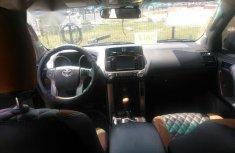 Toyota Land Cruiser 2013 Black