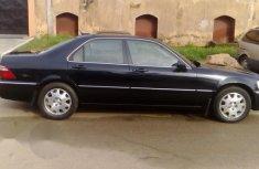 Acura RL 2004 Black