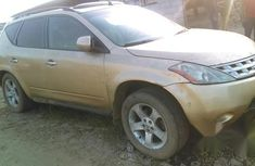 Nissan Murano 2005 in good condition for sale