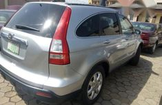 Nigeria Used Honda CR-V 2009 Gray
