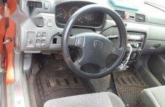 Honda Crv 2000 Orange