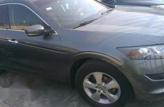Honda Accord CrossTour 2010 Gray