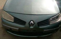 Renault Megane 2002 Green