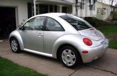 Volkswagen Beetle 2005 Silver