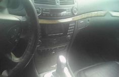 Tokunbo E240 Benz Xmas cruse
