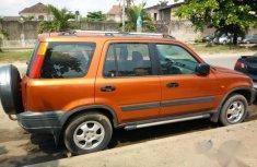 Honda CRV 2011 Orange