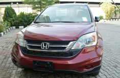 Tokunbo Honda CRV 2006 red for sale