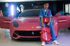Fifteen-year-old Dubai boy owns Ferrari F12 Berlinetta