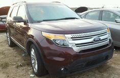 Clean Ford Explorer 2012 For Sale