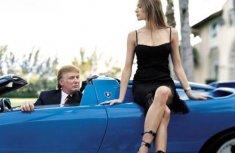 Explore Donald Trump's auto collection