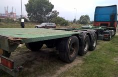 Mack truck 2012 Green for sale