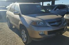 Acura Mdx 2014 Gold for sale