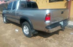 Clean Toyota Tundra 2003 Grey for sale