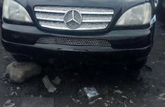Almost brand new Mercedes-Benz ML 320 Petrol for sale