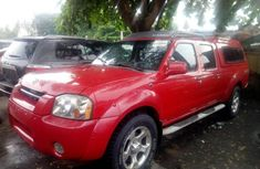 2004 Nissan Frontier Petrol Automatic for sale