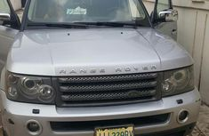 Land Rover Range Rover Sport 2007 Silver FOR SALE