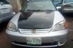 Buy And Drive Register Honda Civic 2004 Silver for sale