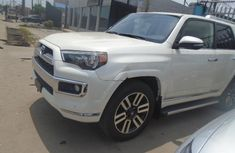 Almost brand new Toyota 4-Runner Petrol 2014 for sale