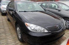 2005 Toyota Camry Black For Sale