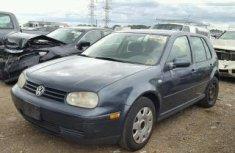 Clean Volkswagen Golf4 2002 For Sale