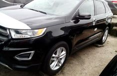 Clean Ford edge 2016 for sale