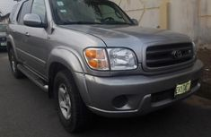 2001 Toyota Sequoia Automatic Petrol well maintained