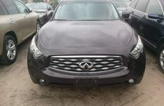2010 Infiniti fx35 Black for sale