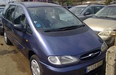 Tokunbo Ford Galaxy 1997 Blue for sale