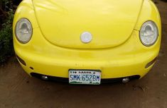 Used Volkswagen Beetle 2002 Yellow for sale