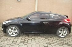 Hyundai Veloster 2014 hacth black for sale
