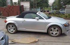 2001 Audi TT convertable for sale