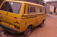 98 Volkswagen Caravelle Bus with Toyota Tarcel Engine for N395k.