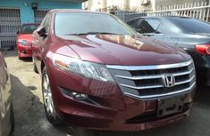 2010 Honda Accord Tokunbo red for sale