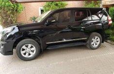 Toyota Land Cruiser Prado 2017 Petrol Automatic Black