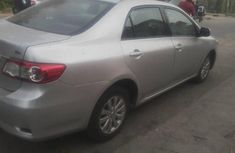 Toyota Corolla 2012 Petrol Automatic Grey/Silver for sale