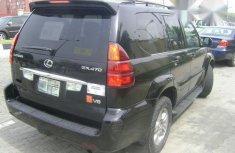 Lexus GX470 2009 Black for sale