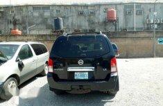 Nissan Pathfinder 2006 Black for sale