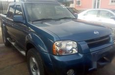 Nissan Frontier Blue 2001 for sale