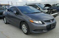 Honda Civic 2012 Model