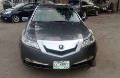 Clean Register Acura TL 2010 Gray for sale