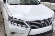 2014 Lexus rs350 white colour for sale