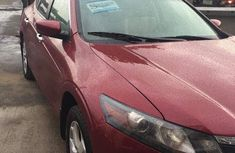 2009 Honda Accord Crosstour Red for sale