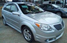 2005 Pontiac Vibe silver for sale