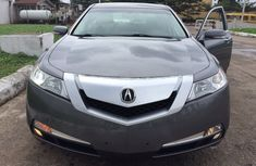 Clean ACURA TL 2009 Grey for sale