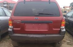 Toks 2004 Model Ford Escap for sale
