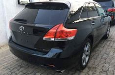 Foreign used Toyota venza 2009 black